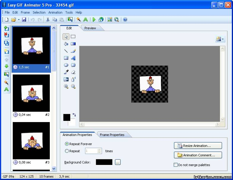 Blumentals Easy GIF Animator Pro 5.0.0.40 + Serial.